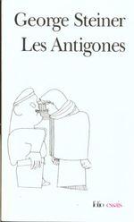 Couverture Les Antigones