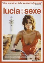 Affiche Lucia et le Sexe