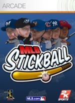 Jaquette MLB Stickball