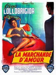 Affiche La Marchande d'amour