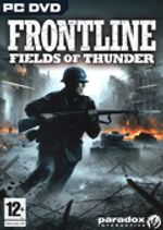 Jaquette Frontline : Fields of Thunder