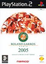 Jaquette Roland Garros 2005: Powered by Smash Court Tennis