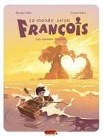 Couverture Les amants éternels - Le monde selon François, tome 2