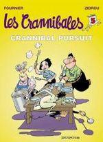 Couverture Crannibal Pursuit - Les Crannibales, tome 5