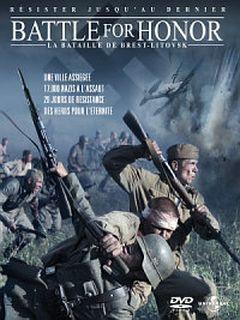 Affiche Battle for Honor, la bataille de Brest-Litovsk