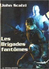 Couverture Les Brigades fantômes - John Perry, tome 2