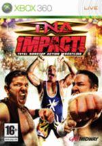Jaquette TNA Impact !