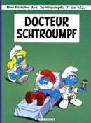 Couverture Docteur Schtroumpf - Les Schtroumpfs, tome 18