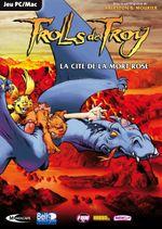 Jaquette Trolls de Troy : La Cité de la mort rose