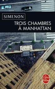 Couverture Trois Chambres à Manhattan