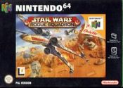 Jaquette Star Wars : Rogue Squadron