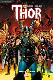 Couverture Thor : Ragnarok