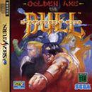 Jaquette Golden Axe : The Duel