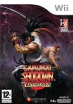 Jaquette Samurai Shodown Anthology