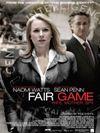 Affiche Fair Game