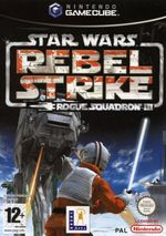 Jaquette Star Wars : Rogue Squadron III - Rebel Strike