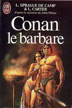 Couverture Conan le Barbare