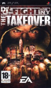 Jaquette Def Jam Fight For NY : The Takeover