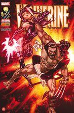 Couverture Fou dans la tête, partie 2 - Wolverine, tome 202