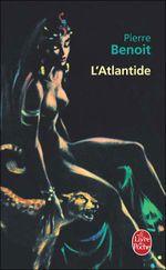 Couverture L'Atlantide
