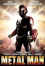 Affiche Metal Man