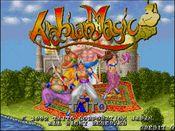 Jaquette Arabian Magic