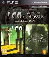 Jaquette Ico & Shadow of the Colossus Classics HD