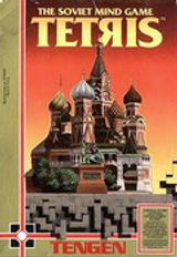 Jaquette Tetris : The Soviet Mind Game