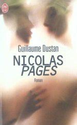 Couverture Nicolas Pages