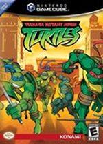 Jaquette Teenage Mutant Ninja Turtles