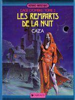 Couverture Les Remparts de la nuit - L'Âge d'ombre, tome 2
