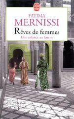 Couverture Rêves de femmes : Une enfance au harem