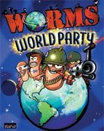 Jaquette Worms World Party
