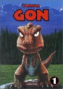 Couverture Gon, tome 1