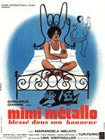 Affiche Mimi métallo blessé dans son honneur