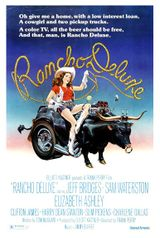 Affiche Rancho Deluxe