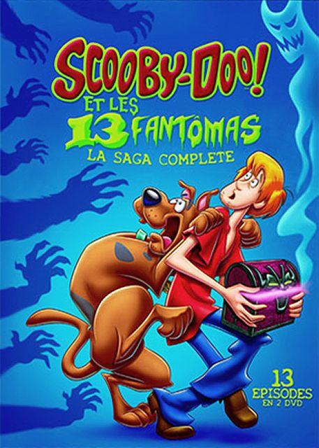 affiche les treize fantmes de scooby doo - Dessin Anim Scooby Doo