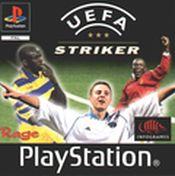 Jaquette UEFA Striker