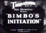 Affiche Bimbo's Initiation