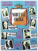 Affiche Noblesse oblige