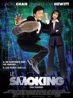 Affiche Le Smoking