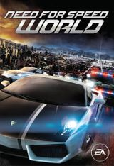 Jaquette Need For Speed : World