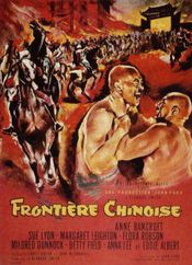 Affiche Frontière chinoise