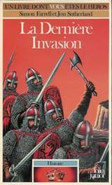 Couverture La Dernière invasion