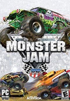 Jaquette Monster Jam