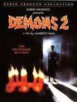 Affiche Démons 2