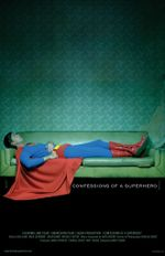 Affiche Confessions of a Superhero