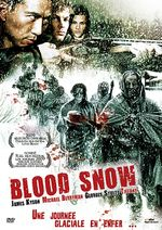Affiche Blood Snow