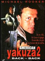 Affiche American yakuza 2