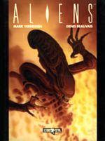 Couverture Aliens, tome 1
